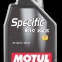 Motul Specific Volskwagen 505.01 - 502.00 5W40 1L