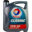 Total Classic 15W40 5L